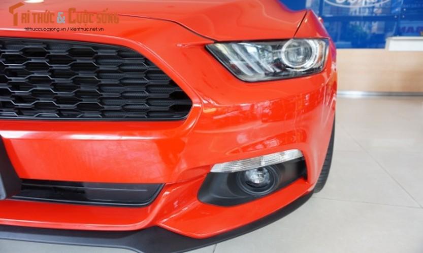 Chi tiet Ford Mustang gia hon 2 ty tai Sai Gon-Hinh-3
