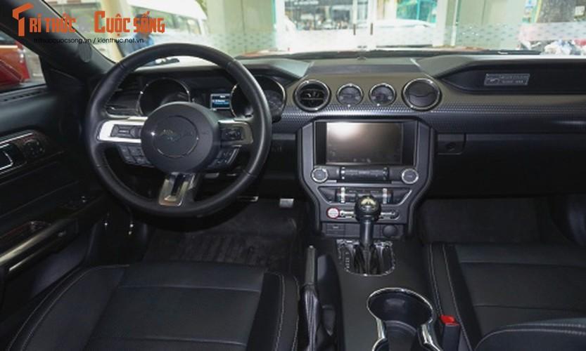 Chi tiet Ford Mustang gia hon 2 ty tai Sai Gon-Hinh-7