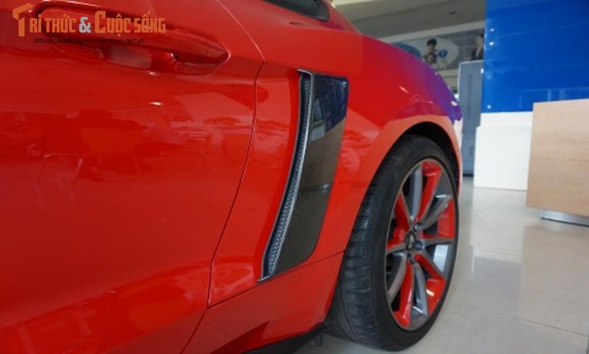 Chi tiet Ford Mustang gia hon 2 ty tai Sai Gon-Hinh-9