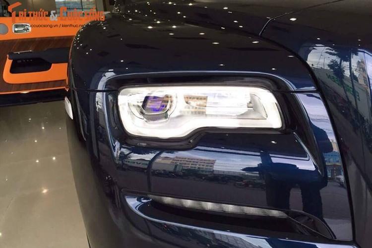 Chi tiet xe sang Rolls-Royce Dawn gia 40 ty tai Sai Gon-Hinh-5
