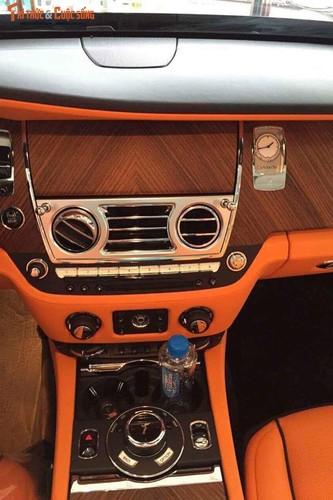 Chi tiet xe sang Rolls-Royce Dawn gia 40 ty tai Sai Gon-Hinh-8