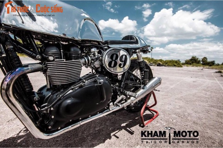 Can canh Triumph Bonneville T100 do cafe racer sieu chat-Hinh-8