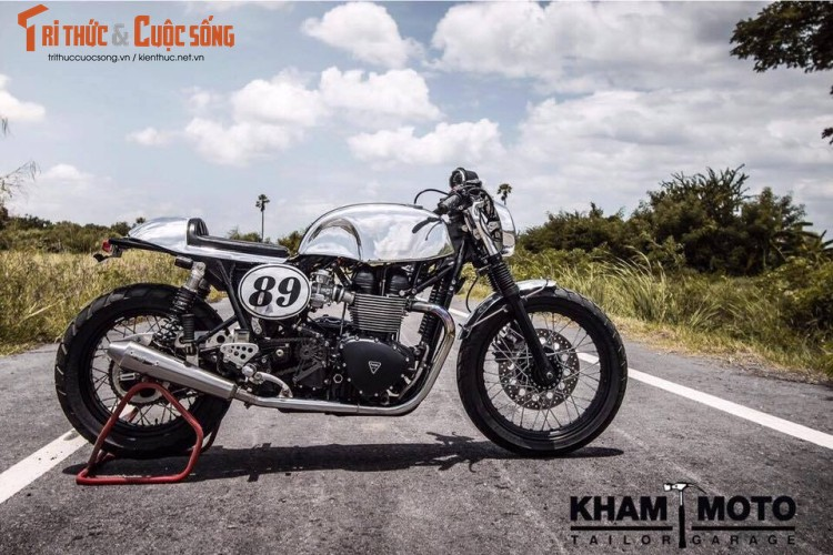 Can canh Triumph Bonneville T100 do cafe racer sieu chat-Hinh-9