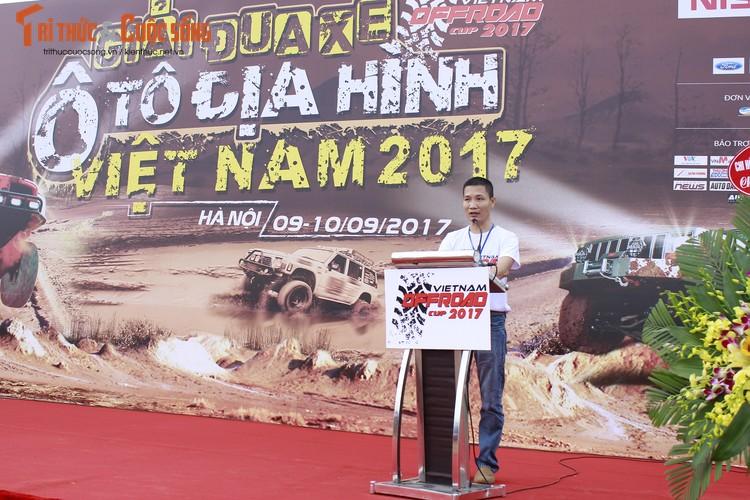 Khai man giai dua oto dia hinh lon nhat Viet Nam 2017-Hinh-8