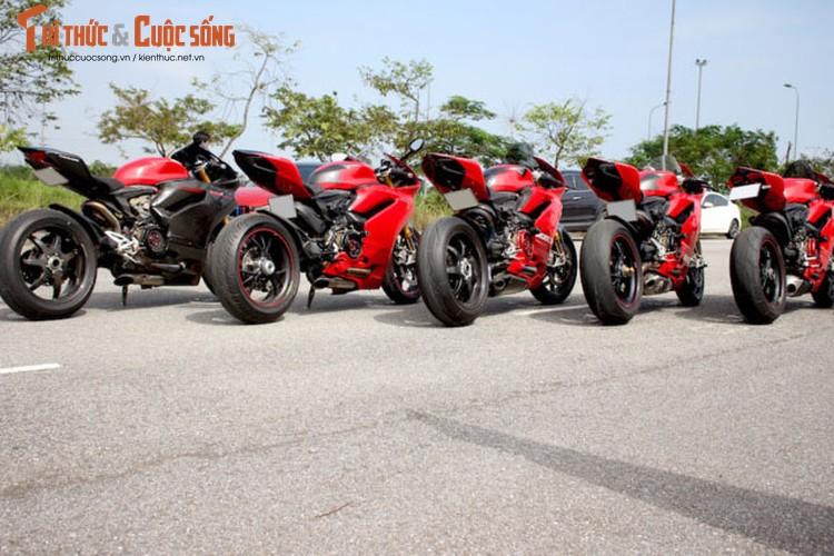 "Dan sieu moto Ducati Panigale ""khoe dang"" tai Ha Noi-Hinh-11"