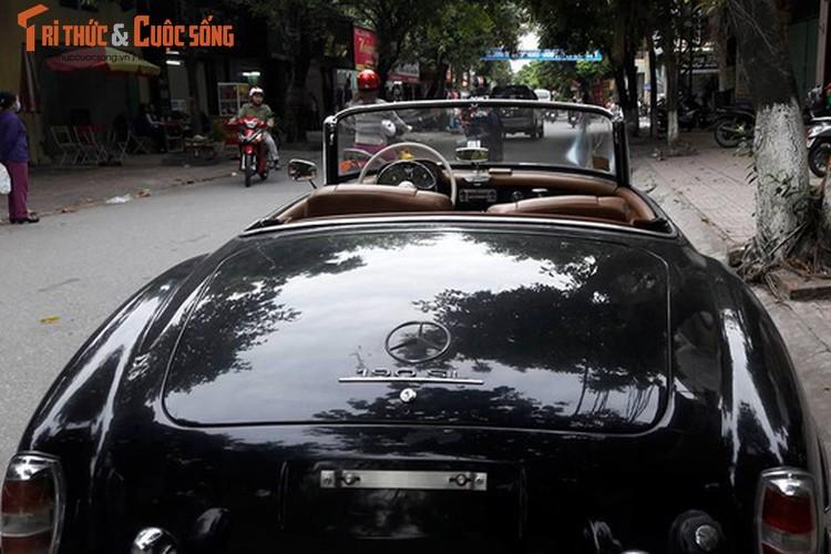 """Sieu Mercedes 190SL """"cuc hiem"""" cua dai gia Ninh Binh-Hinh-11"""