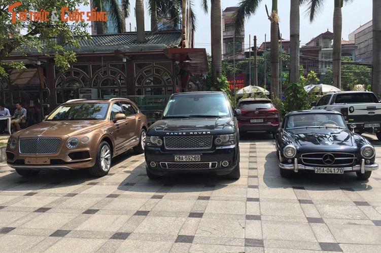 """Sieu Mercedes 190SL """"cuc hiem"""" cua dai gia Ninh Binh-Hinh-12"""