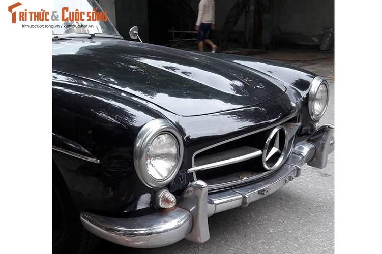 """Sieu Mercedes 190SL """"cuc hiem"""" cua dai gia Ninh Binh-Hinh-5"""