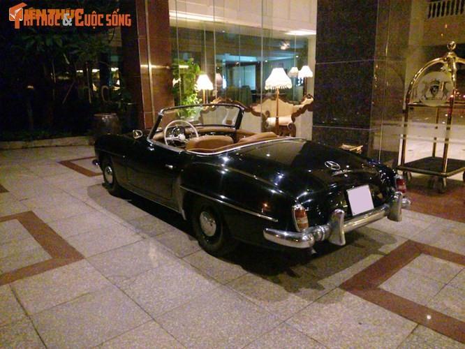 """Sieu Mercedes 190SL """"cuc hiem"""" cua dai gia Ninh Binh-Hinh-6"""