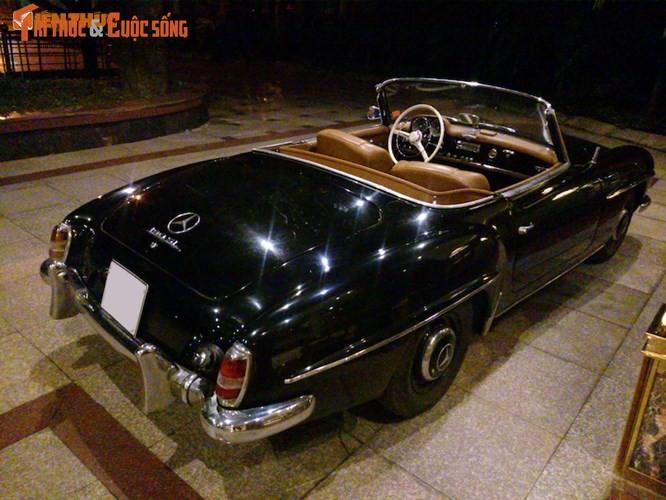 """Sieu Mercedes 190SL """"cuc hiem"""" cua dai gia Ninh Binh-Hinh-7"""