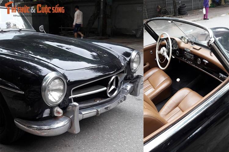 """Sieu Mercedes 190SL """"cuc hiem"""" cua dai gia Ninh Binh-Hinh-8"""