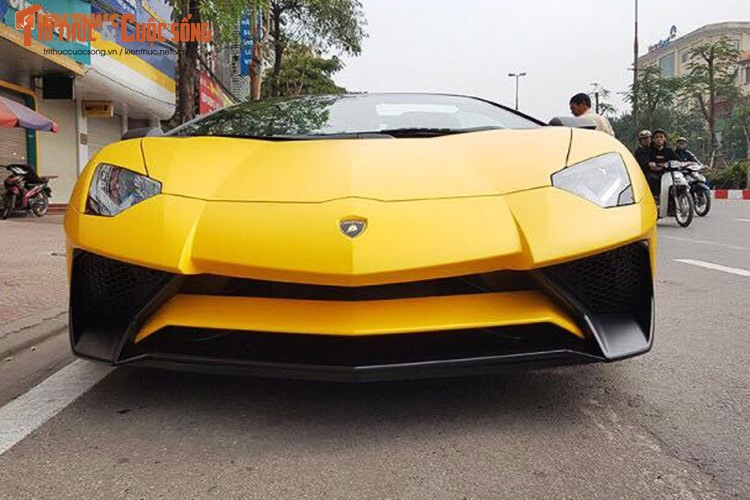 Lamborghini Aventador SV mui tran gia 39 ty tai Viet Nam-Hinh-13