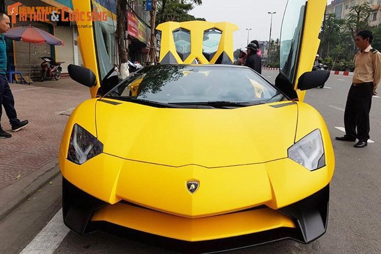 Lamborghini Aventador SV mui tran gia 39 ty tai Viet Nam-Hinh-6