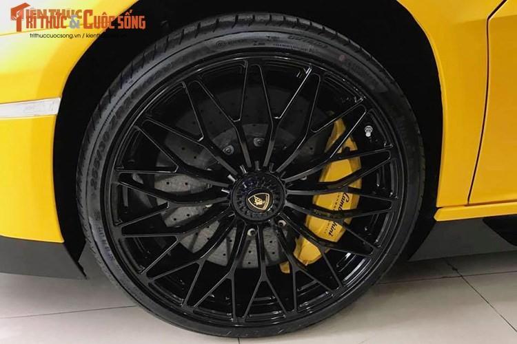 Lamborghini Aventador SV mui tran gia 39 ty tai Viet Nam-Hinh-8