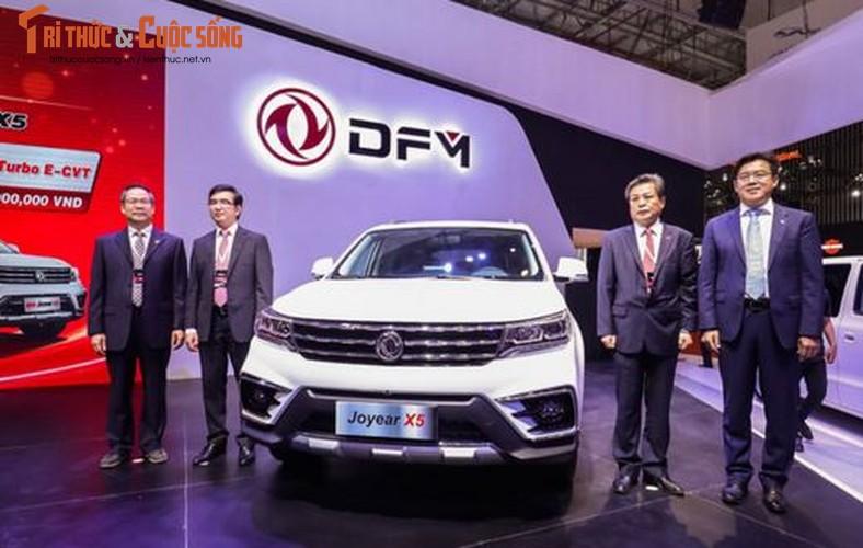 "Xe Trung Quoc ""nhai"" Volkswagen gia 779 trieu tai VIet Nam"