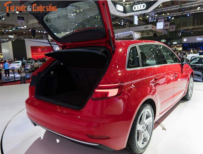 Can canh Audi A3 Sportback gia 1,55 ty tai Viet Nam-Hinh-6