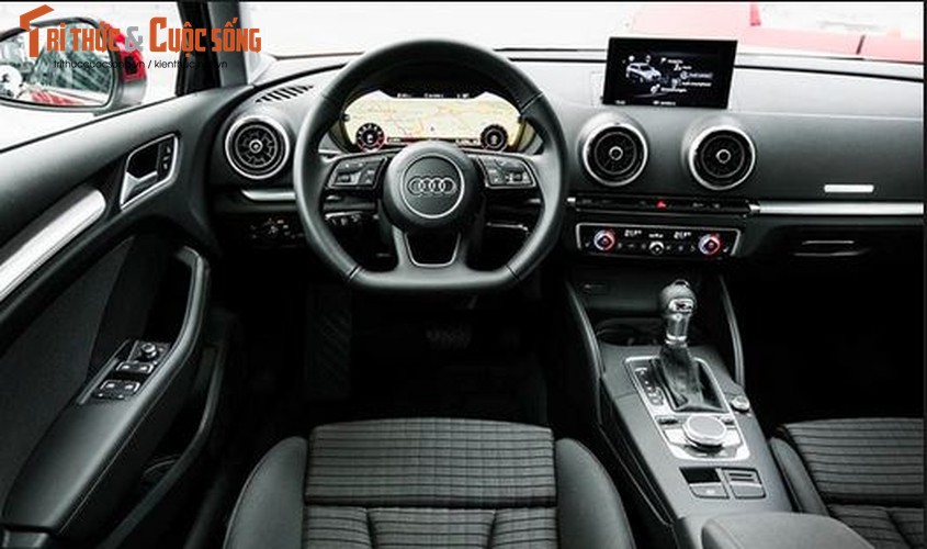 Can canh Audi A3 Sportback gia 1,55 ty tai Viet Nam-Hinh-8