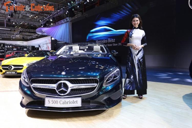 """Soi"" dan xe sang Mercedes-Benz tram ty tai VIMS 2017-Hinh-2"