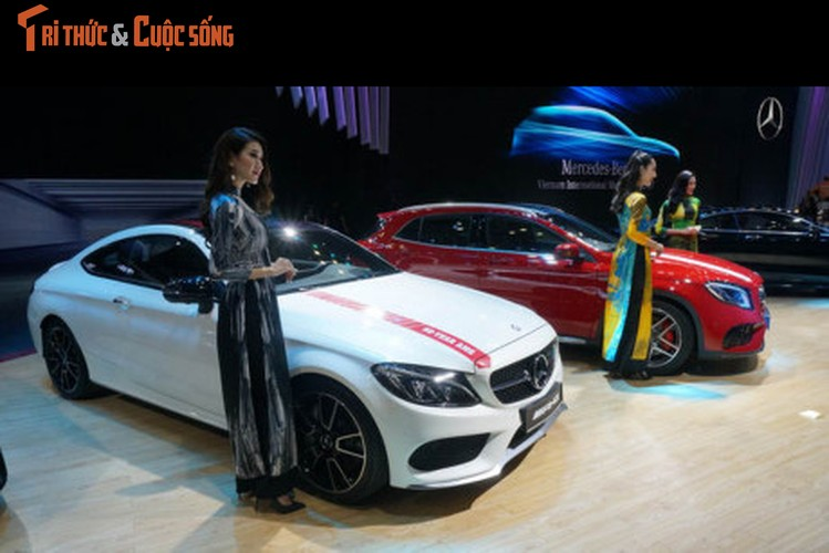 """Soi"" dan xe sang Mercedes-Benz tram ty tai VIMS 2017-Hinh-3"