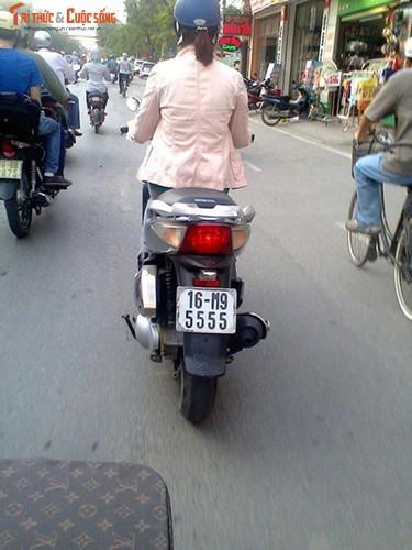 Dan xe tay ga Honda SH 150i bien khung, gia chat tai VN-Hinh-10