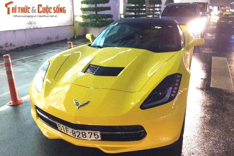 Sieu xe Chevrolet Corvette C7 Stingray gia 5 ty tai VN-Hinh-2