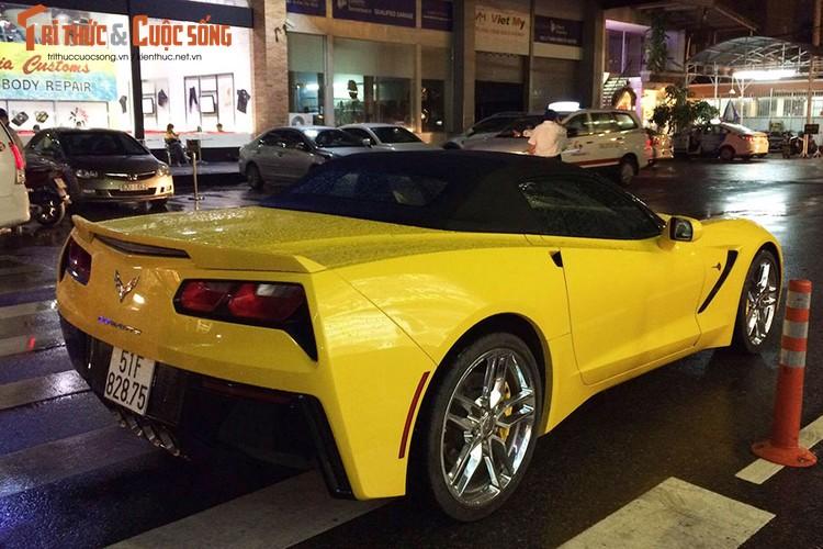 Sieu xe Chevrolet Corvette C7 Stingray gia 5 ty tai VN-Hinh-3