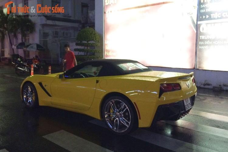 Sieu xe Chevrolet Corvette C7 Stingray gia 5 ty tai VN-Hinh-4