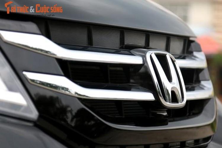 """Xe hop"" Honda Odyssey nhap My gia 3,8 ty tai Viet Nam-Hinh-4"
