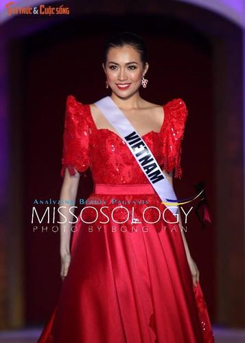 Le Hang tu tin trinh dien thoi trang tai Miss Universe 2016-Hinh-2
