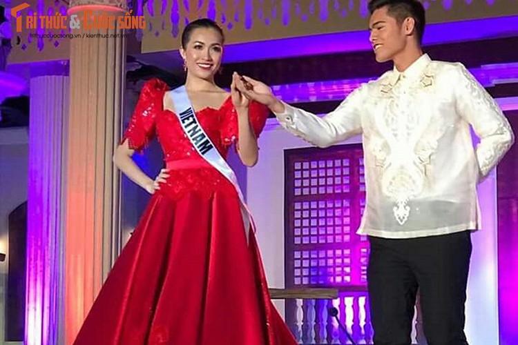 Le Hang tu tin trinh dien thoi trang tai Miss Universe 2016-Hinh-3