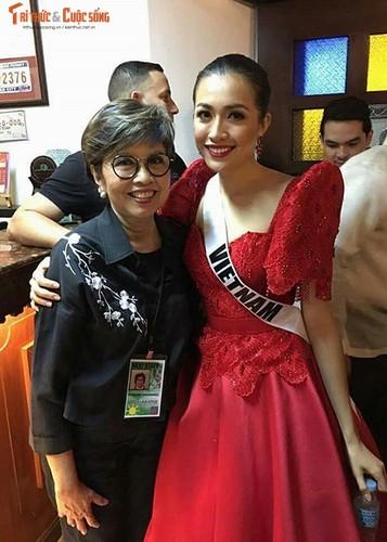 Le Hang tu tin trinh dien thoi trang tai Miss Universe 2016-Hinh-6