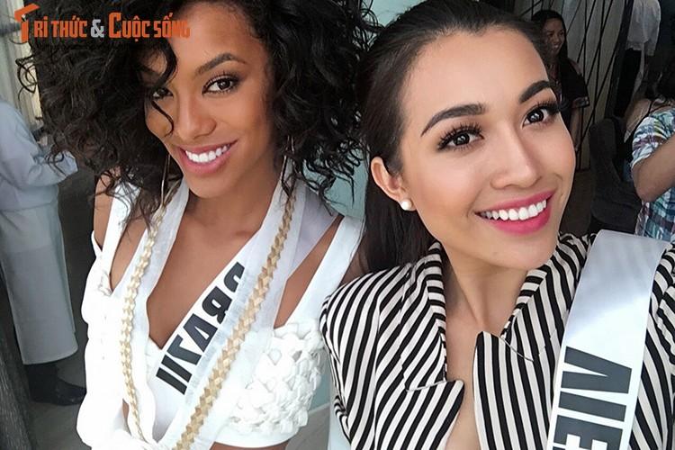 Le Hang tu tin trinh dien thoi trang tai Miss Universe 2016-Hinh-9