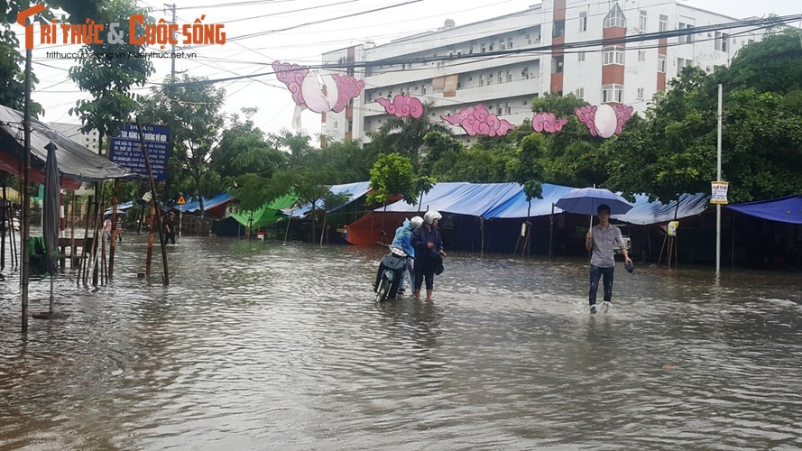 """Anh: TP Hai Duong """"thanh song"""" sau con mua lon-Hinh-6"""