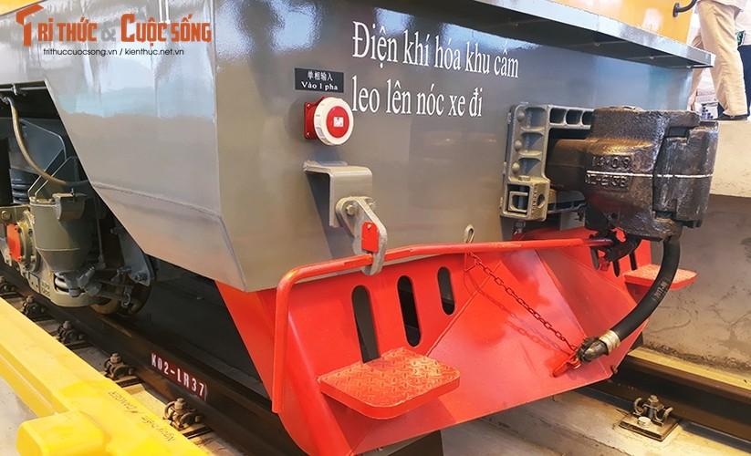 Chum anh: Dau may chay 5-20km/h tren tuyen duong sat Cat Linh-Ha Dong-Hinh-10