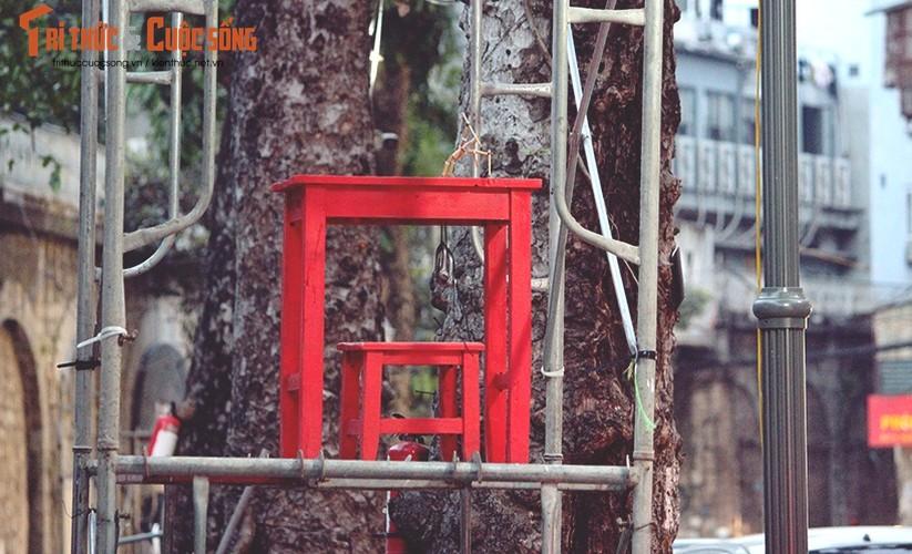 Pho bich hoa Phung Hung ngon ngang, nhech nhac vi ngung ve tranh-Hinh-4