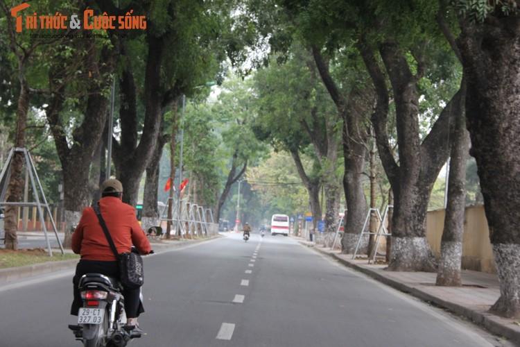 Chum anh: Khong khi chieu 30 Tet Dinh Dau o Ha Noi-Hinh-2