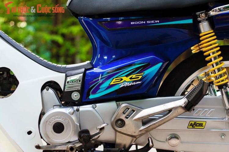 "Honda Dream Thai ""giat moi"" sieu chat tai Sai Gon-Hinh-11"
