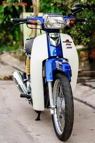 "Honda Dream Thai ""giat moi"" sieu chat tai Sai Gon-Hinh-2"