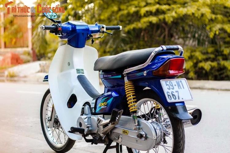 "Honda Dream Thai ""giat moi"" sieu chat tai Sai Gon-Hinh-3"