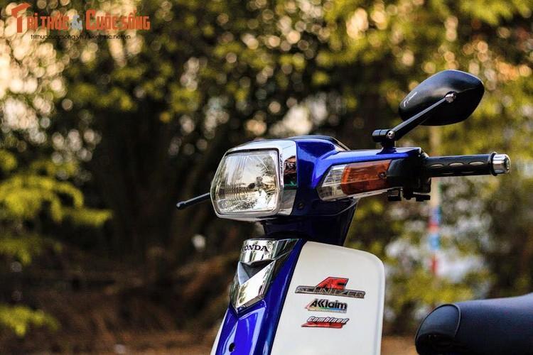 "Honda Dream Thai ""giat moi"" sieu chat tai Sai Gon-Hinh-4"