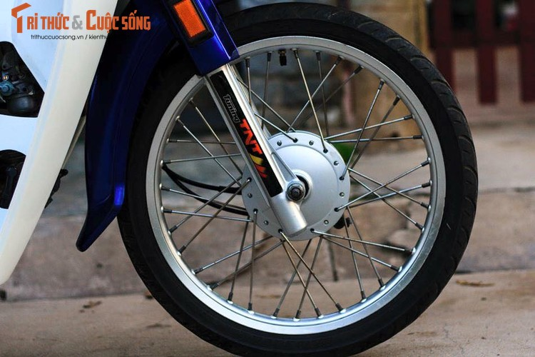 "Honda Dream Thai ""giat moi"" sieu chat tai Sai Gon-Hinh-5"