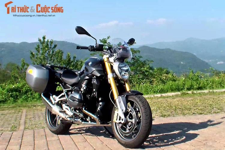 Moto BMW R1200R giam gia hon 200 trieu tai Viet Nam-Hinh-13