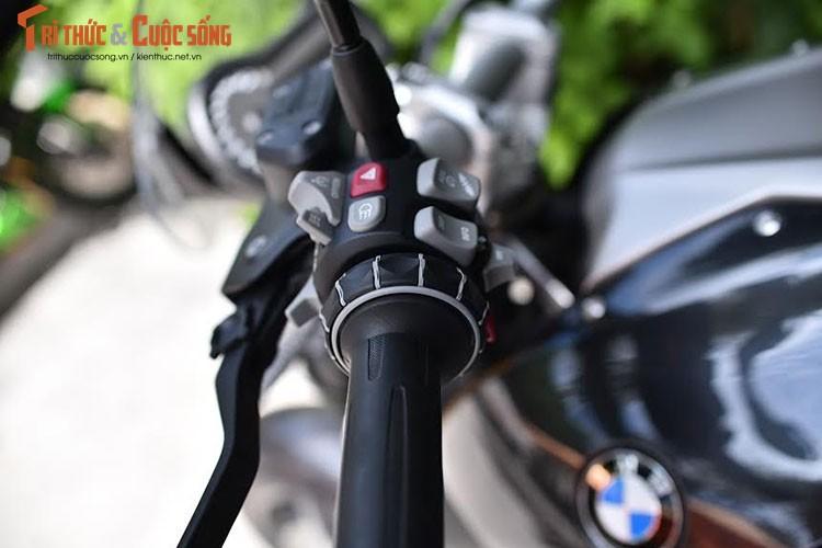 Moto BMW R1200R giam gia hon 200 trieu tai Viet Nam-Hinh-5