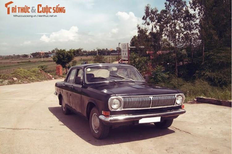 """Can canh """"sieu xe sang"""" mot thoi cua Bo truong Viet Nam"""