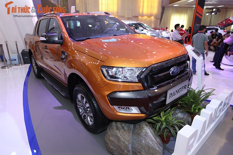 Ford Viet Nam trinh dien dong co EcoBoost tai VMS 2016-Hinh-6