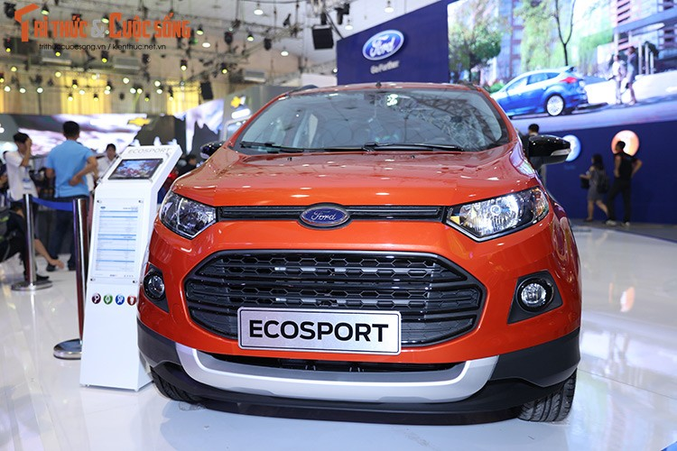 Ford Viet Nam trinh dien dong co EcoBoost tai VMS 2016-Hinh-7