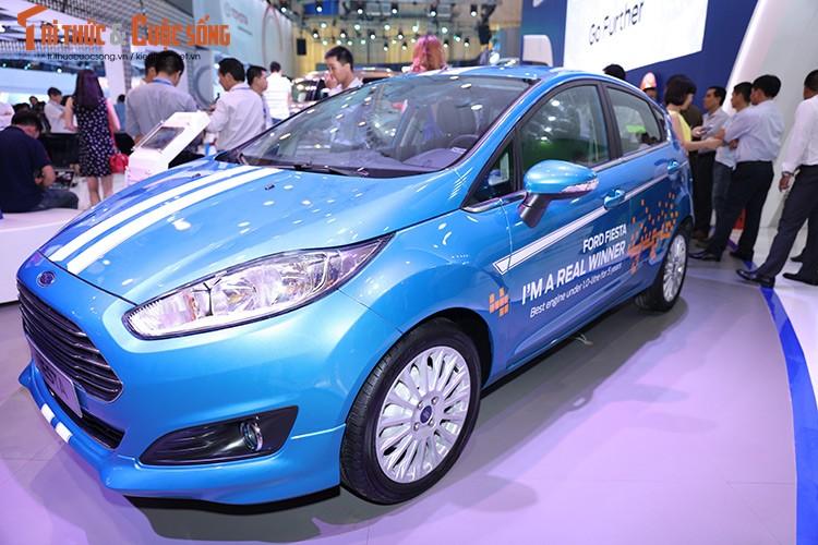 Ford Viet Nam trinh dien dong co EcoBoost tai VMS 2016-Hinh-8