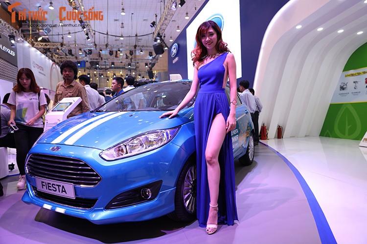 Ford Viet Nam trinh dien dong co EcoBoost tai VMS 2016-Hinh-9