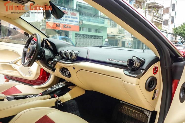 Sieu xe Ferrari F12 ban do Dubai gia 22 ty tai Sai Gon-Hinh-8