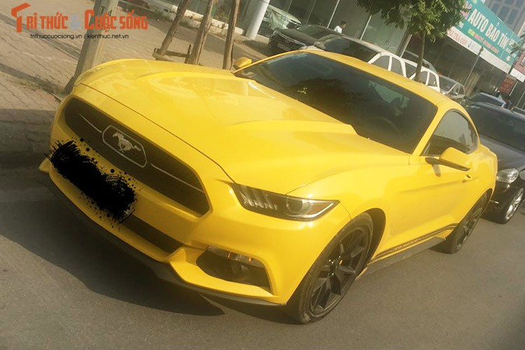 Ford Mustang bien